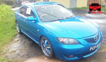 Mazda 3 car for sale in Trinidad and Tobago