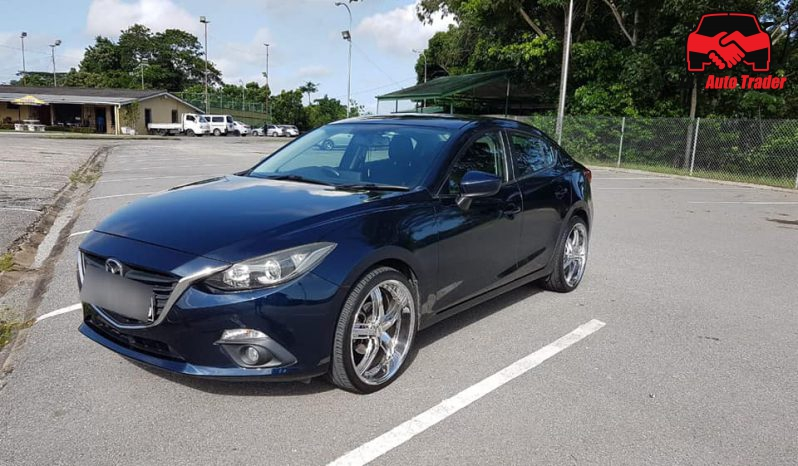 Mazda 3 car for sale in Trinidad and Tobago