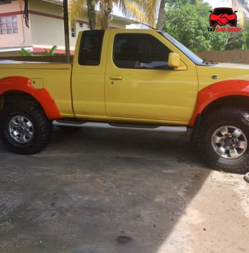 nissan frontier king cab pickup truck for sale in trinidad and tobago