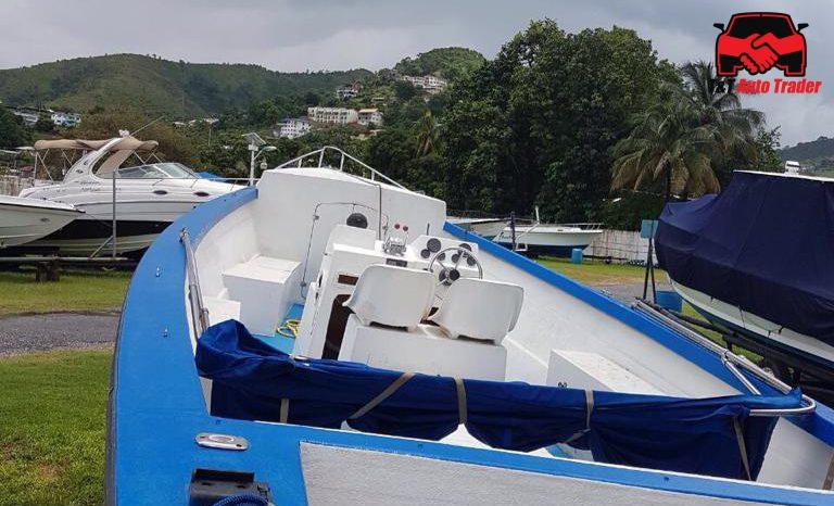 Calypso Marine 32ft Pirogue full