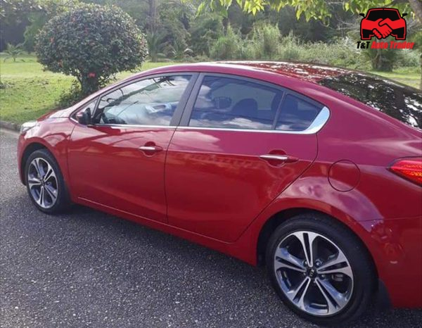 Used Kia Cerato for sale full