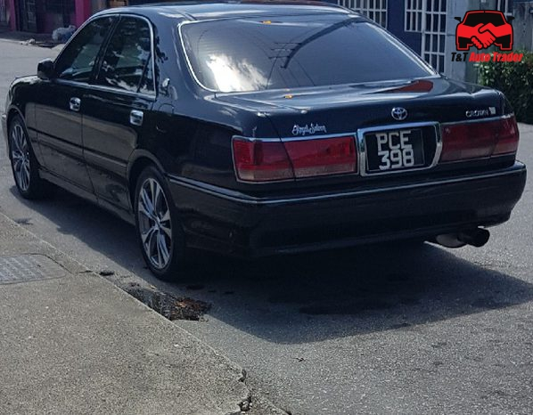 Used 2003 Toyota Crown for sale full