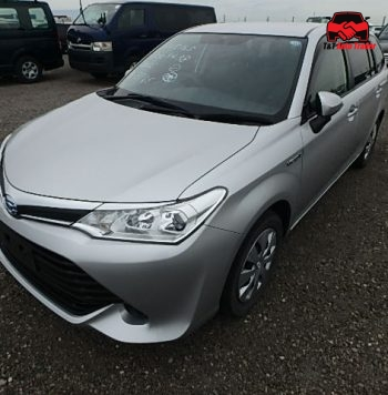 Toyota Fielder Hybrid wagon cars for sale in Trinidad and Tobago