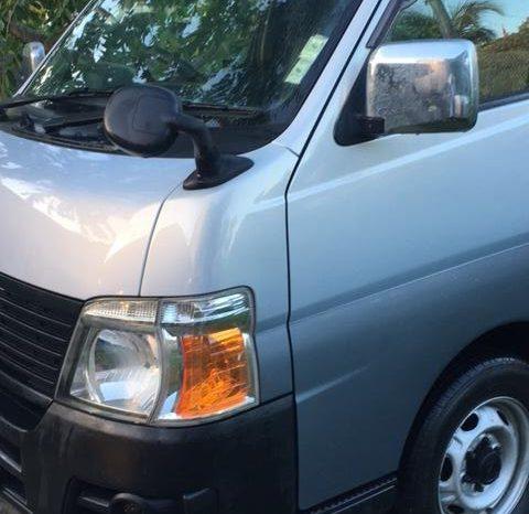 Nissan Caravan – TCU – $90,000 – 717-7476 full
